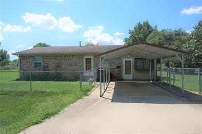 Okmulgee County Single Family Home For Sale: 1301 S 6th Street