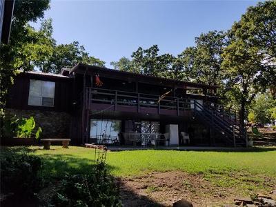 Stigler Single Family Home For Sale: 113 N Bk 1860 Road