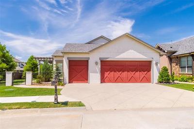 Tulsa Single Family Home For Sale: 8606 S Phoenix Place