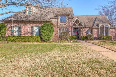 Tulsa Single Family Home For Sale: 5541 E 107th Street