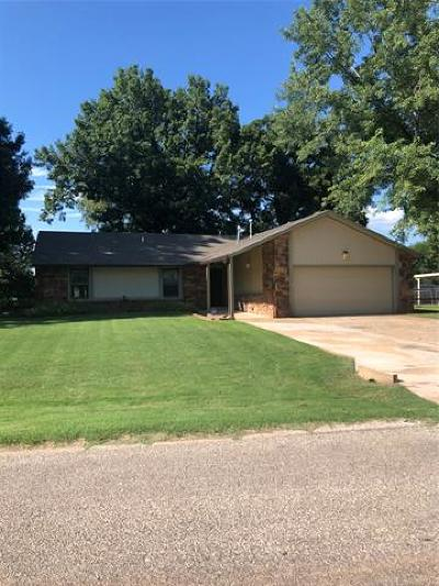 Sand Springs Single Family Home For Sale: 14937 W 17th Street S
