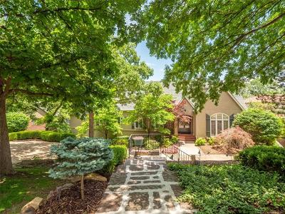 Tulsa Single Family Home For Sale: 8331 S Allegheny Avenue