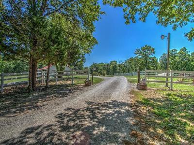 Coweta Single Family Home For Sale: 14715 S 257th East Avenue