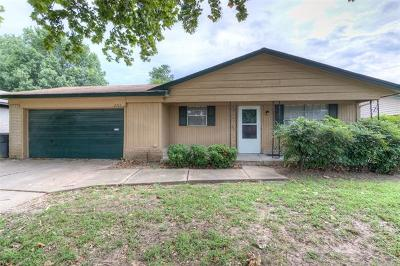 Rogers County, Mayes County, Tulsa County Single Family Home For Sale: 2761 S 117th East Avenue