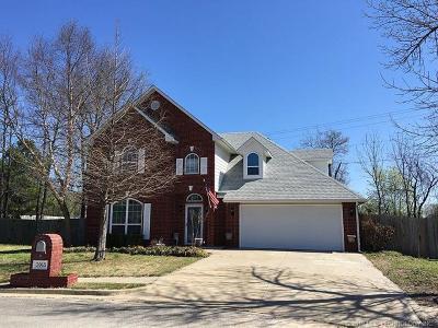 Tahlequah OK Single Family Home For Sale: $224,900