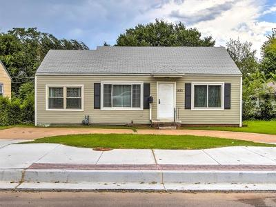 Rogers County, Mayes County, Tulsa County Single Family Home For Sale: 1035 N Harvard Avenue