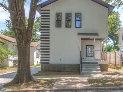 Tulsa Single Family Home For Sale: 1605 S Cincinnati Avenue