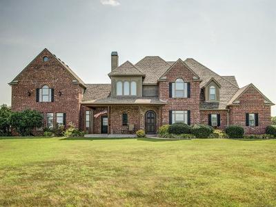 Beggs Single Family Home For Sale: 4668 Alt 75 Road