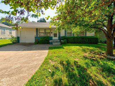 Sand Springs Single Family Home For Sale: 809 N Douglas Avenue