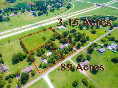 Residential Lots & Land For Sale: 12905 N 135th East Avenue E