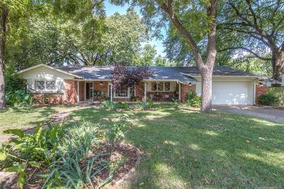 Rogers County, Mayes County, Tulsa County Single Family Home For Sale: 4320 S Oswego Avenue