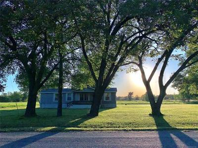 Rogers County, Mayes County, Tulsa County Manufactured Home For Sale: 9843 N 441st Road