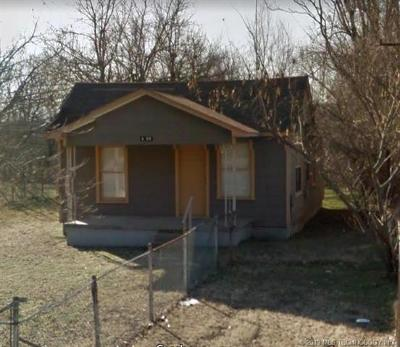 Tulsa Single Family Home For Sale: 4134 W 8th Street