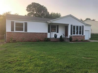 Sand Springs Single Family Home For Sale: 808 N Birch Avenue