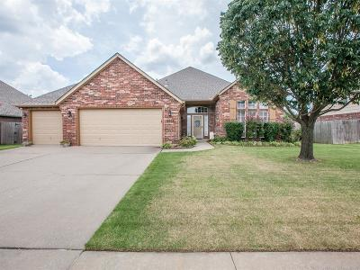 Owasso Single Family Home For Sale: 9908 N 119th East Street