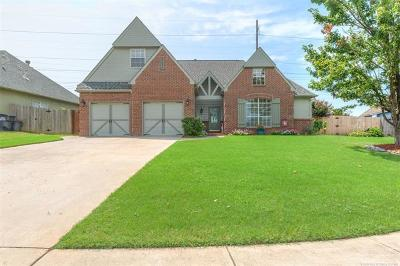 Jenks Single Family Home For Sale: 1204 W 115th Place S