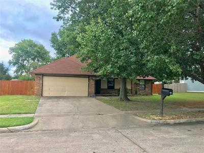 Single Family Home For Sale: 2701 S Maple Avenue