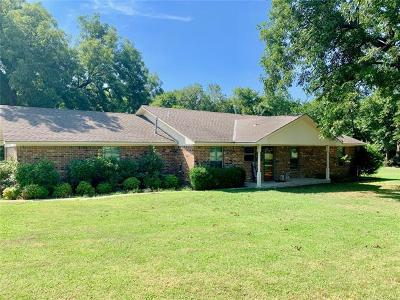 Ada Single Family Home For Sale: 19190 County Road 3557