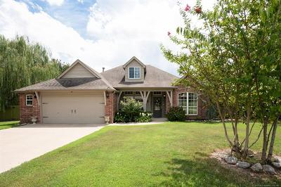 Owasso Single Family Home For Sale: 8828 E 104th Place North