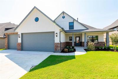 Tulsa Single Family Home For Sale: 1008 W 86th Place