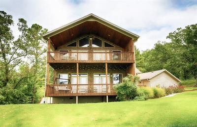 Park Hill OK Single Family Home For Sale: $384,900