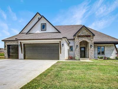 Tulsa Single Family Home For Sale: 8743 S Quanah Avenue W