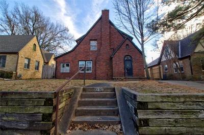Tulsa Single Family Home For Sale: 1220 E 27th Place