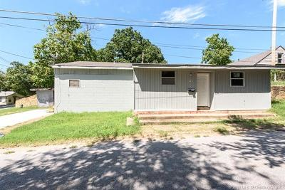 Sand Springs Single Family Home For Sale: 513 W 8th Street