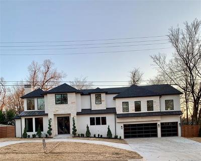 Broken Arrow, Jenks, Tulsa Single Family Home For Sale: 2518 E 26th Street