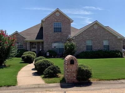 Broken Arrow OK Single Family Home For Sale: $235,000