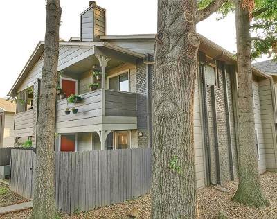 Tulsa Condo/Townhouse For Sale: 2850 E 90th Street #1208