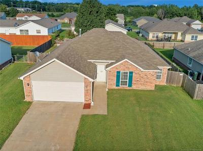 Claremore Single Family Home For Sale: 2940 Rodeo Drive