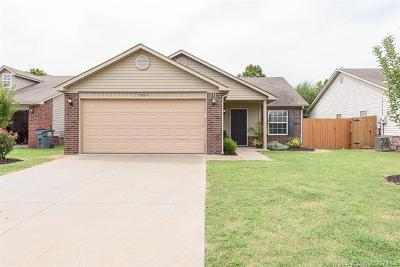 Bixby Single Family Home For Sale: 7864 E 132nd Place S