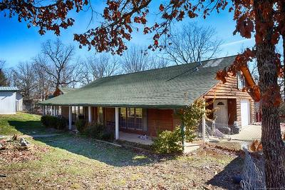 Muldrow Single Family Home For Sale: 104136 S 4779 Road