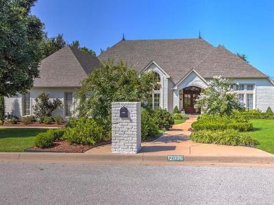 Broken Arrow, Jenks, Tulsa Single Family Home For Sale: 12006 S Granite Avenue