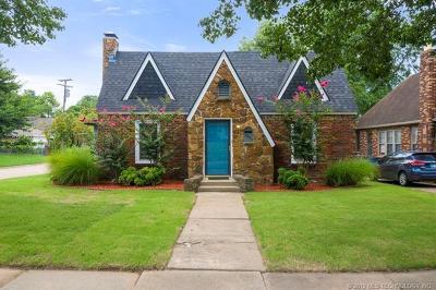 Tulsa Single Family Home For Sale: 1301 S Atlanta Avenue