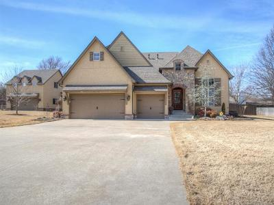 Bixby Single Family Home For Sale: 11130 S 109th East Avenue