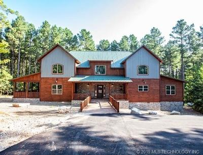 Broken Bow Single Family Home For Sale: 686 Eagle Mountain Trail