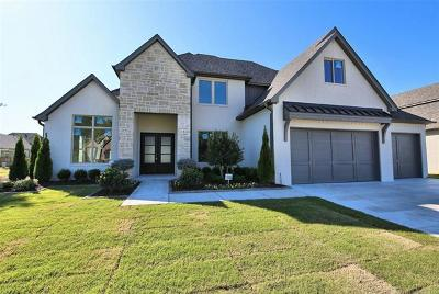 Tulsa Single Family Home For Sale: 10010 S Hudson Place