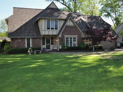 Tulsa Single Family Home For Sale: 3002 E 75th Street