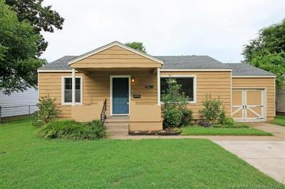 Broken Arrow, Jenks, Tulsa Single Family Home For Sale: 4248 S Cincinnati Avenue