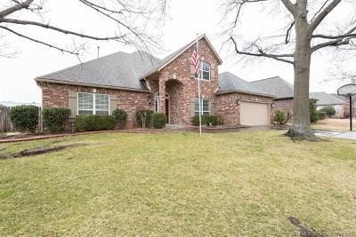 Tulsa Single Family Home For Sale: 5009 E 109th Place