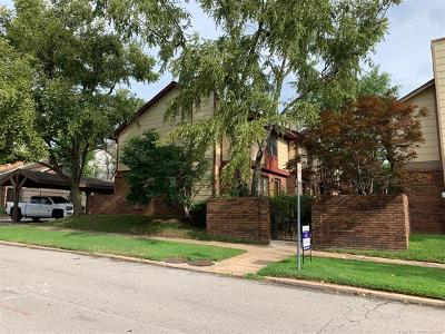 Tulsa Condo/Townhouse For Sale: 209 W 17th Street #209D