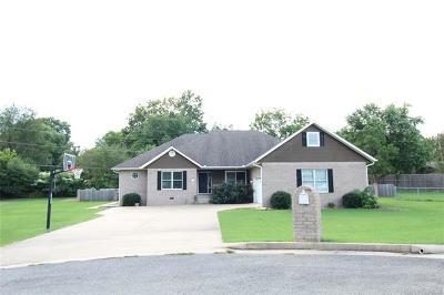 Tahlequah OK Single Family Home For Sale: $269,900