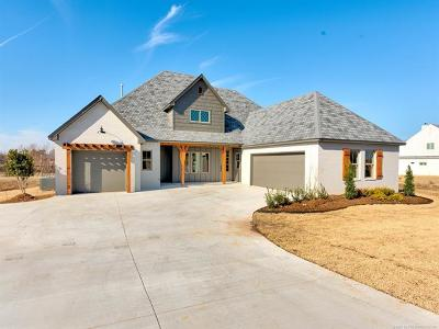 Jenks Single Family Home For Sale: 12914 S 28th Place