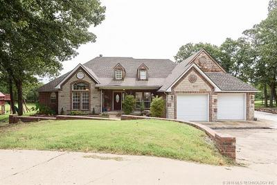 Sand Springs Single Family Home For Sale: 2951 N Hwy 97 Avenue
