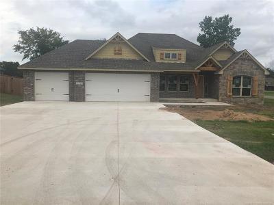 Coweta Single Family Home For Sale: 26389 E 115th Street S