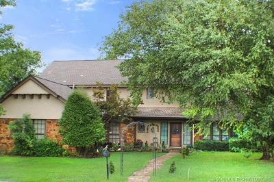 Tulsa Single Family Home For Sale: 6348 S 76th East Avenue