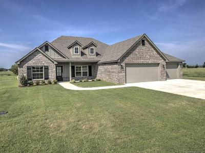 Claremore Single Family Home For Sale: 2561 S Catalayah Lane
