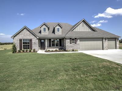 Claremore Single Family Home For Sale: 2480 W King Lane